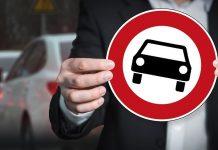 Stop-diesel-euro-4-parma