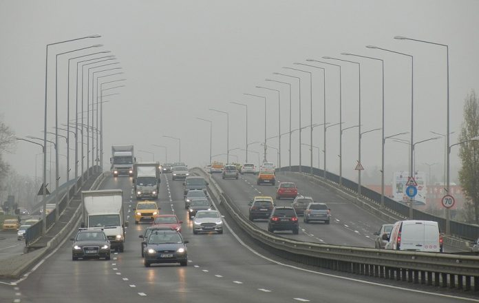 inquinamento aria parma
